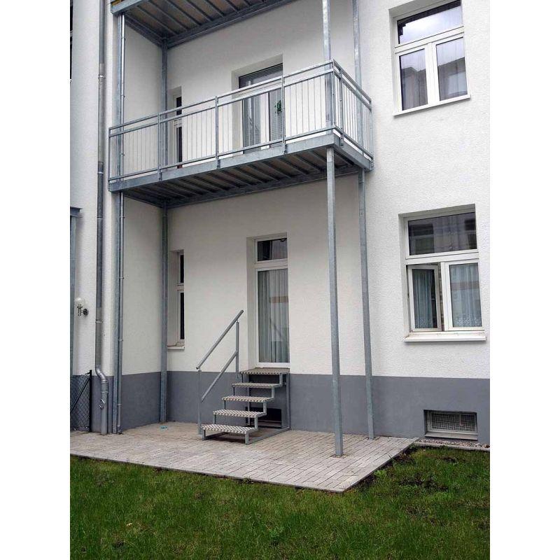 architekt erfurt bauantrag balkonanlage neubau. Black Bedroom Furniture Sets. Home Design Ideas