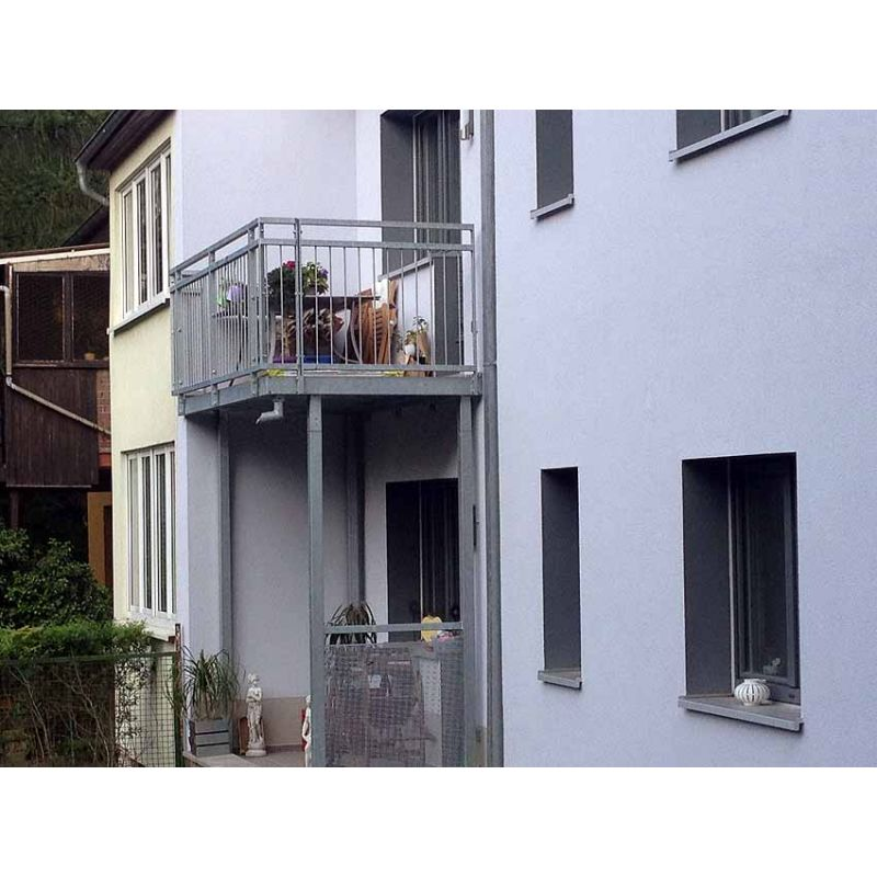 architekt erfurt bauantrag balkonanlage neubau balkonanlage balkon balkone stahlbalkon riedl. Black Bedroom Furniture Sets. Home Design Ideas