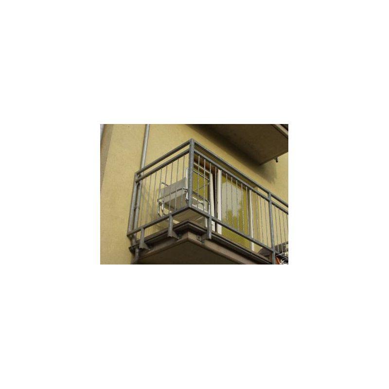 Hervorragend Geländer Brüstungsgeländer verzinkt f Balkon Terasse, | Kunst- und ID79