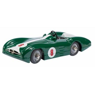 06025 Schuco Studio III Stromline #8  british racing green